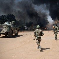 More suicide bombs hit Mali after battle that kills 20 Islamists
