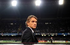 Foul-mouthed Roberto Mancini rants over Pellegrini link