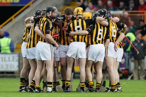 Kilkenny have made several changes for tomorrow's tie.