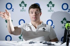 'Business as usual': O'Driscoll eyeing kick-start to 6 Nations bid