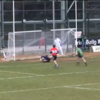 VIDEO: James McGivney's quality goal among the highlights of today's Sigerson Cup action