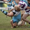 In pictures: Clongowes Wood College vs St. Michael's College