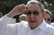 Raul Castro raises possibility of retiring as Cuban president