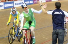 VIDEO: Martyn Irvine's gold medal-winning performance at the World Track Championships in full