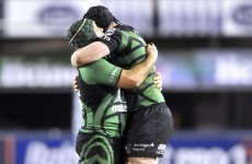 Connacht target highest ever league finish as fitting Elwood send-off