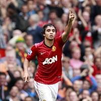 VIDEO: Rafael screamer puts Manchester United ahead