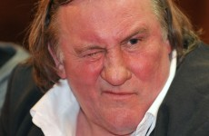 Gerard Depardieu takes up residence on Russia's Democracy Street