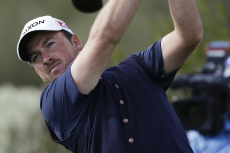 Graeme McDowell was a class above Shane Lowry today.