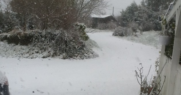 Your pics: Snow falls around Ireland