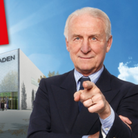 Trap wants you... to shop! Irish boss enjoys himself on trip back to Munich