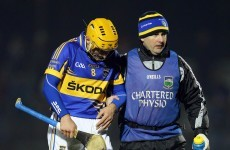 McGrath injury worry for Tipperary
