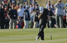 McDowell beaten by Day in WGC quarter-final