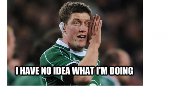 How Twitter reacted to Scotland v Ireland