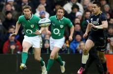 6 Nations: 'Rope-a-dope' Scotland effort delights Johnson
