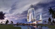 Chinese 'Dubai' turns into deserted island