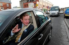 Video: angry man confronts Enda Kenny at Leitrim meeting