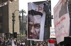 Egyptian government urged to lift emergency rule as protests enter third week