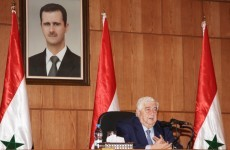 Syria says it's prepared to talk with armed rebels