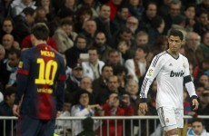 You didn't forget that there's another Clasico on tonight, did you?
