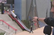 VIDEO: Slide proposal could make leaving St James' Park a whole lot more fun