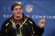That ain't me: NFL gets draft prospect photo all wrong