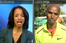 VIDEO: US anchor makes the world cringe, asking Mo Farah 'haven't you run before?'