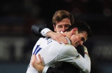 Too good: Villas-Boas tips Bale for season honours