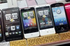 Smartphone viruses increased 46 per cent in 2010