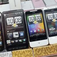Smartphone viruses increased 46 per cent in 2010