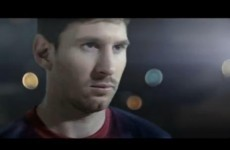 VIDEO: Leo Messi isn't just good at football, you know