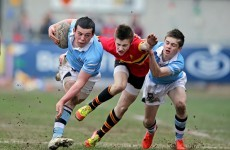 In pictures: Joy and despair at Donnybrook as St Michael's march on