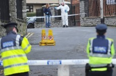 Three men arrested in Dublin murder investigation