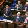 Enda Kenny accuses opposition of making 'political football' of disability cut