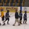 Remember the ice hockey coach who tripped a kid? He's going to jail