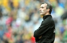VIDEO: Jim McGuinness joins GAA, rugby stars to support student mental health campaign