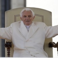 Anyone want to buy some 2014 Pope Benedict calendars?