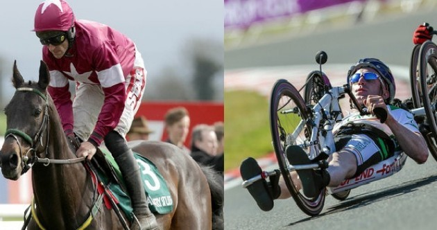 Ever wondered who'd win in a race between Mark Rohan and Davy Russell?