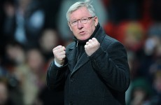 'The players sense it could be a big year for them' -- Ferguson warns United squad to stay on their toes