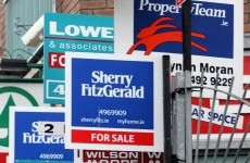 Property prices fell by 3.3% since January 2012