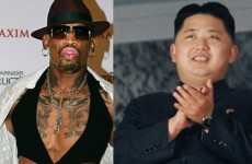 Dennis Rodman tells Kim Jong Un he has ' a friend for life'