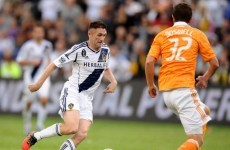 Robbie Keane named as the new LA Galaxy captain