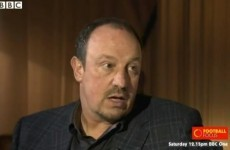 VIDEO: We're cool! Benitez rejects talk of poor relationship with Chelsea owner Abramovich