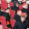 Cardinals begin process of arranging conclave to elect new pope