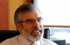 Gerry Adams: I don't mind if people think my tweeting is weird