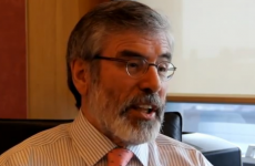 Gerry Adams: The Taoiseach's salary undermines his agenda