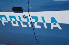 Ex-militant killed in Rome security van shoot-out