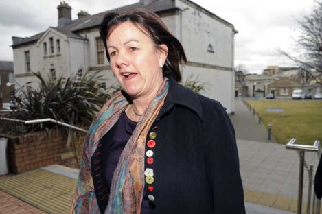 INTO general secretary Sheila Nunan: the primary teachers' union will not suggest how its members should vote on Croke Park 2.