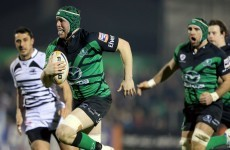 Elwood commends 'nervy' Connacht after scrappy win