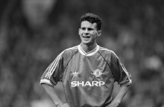 Reeling in the Giggs: What was happening when the Welsh wizard made his Manchester United debut