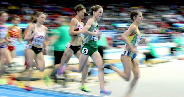Fionnuala Britton coasts into 3000m final in Gothenburg